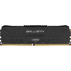 16GB DDR4 3600 MT/s CL16 Crucial Ballistix UDIMM 288pin, black