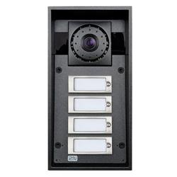 2N Helios IP Force - 2 tlačítka, HD kamera,10W reproduktor,příprava pro čtečku
