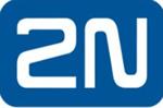 2N® IP Verso Dotyková Klávesnice a 13.56MHz + 125kHz RFID čtečka, čte UID