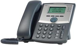 3 Line IP Phone w/ Display and PC Port, Europe Power Adapter