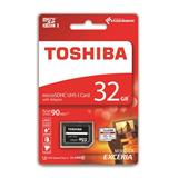 32 GB . microSDHC karta Toshiba EXCERIA Class 10 UHS + adaptér