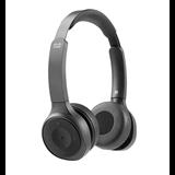 730 Wireless Dual On-ear Headset USB-A Bundle - Carbon Black