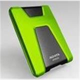 """A-DATA DashDrive™ Durable HD650 2,5"""" externý HDD 2TB USB 3.0 zelený, vode a nárazom odolný"""