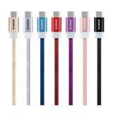 A-DATA kábel Micro USB na USB-A 2.0, modrý