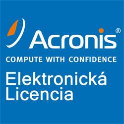 Acronis Backup AdvancedVirtual Host Subscription License, 1 Year - Renewal
