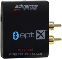 Advance Acoustic WTX500 - Univerzálny Bluetooth au