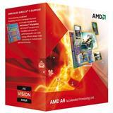 AMD, A6-6420K Processor BOX, soc. FM2, 65W, Radeon TM HD 8470D Black Edition