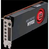 AMD FirePro Workstation Graphics W9100, 16GB/512-bit GDDR5, 6xMiniDP