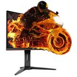 "AOC C27G1 27""W MVA LED 1920x1080 80 000 000:1 1ms 250cd DP 2xHDMI"