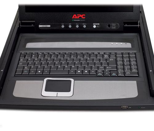 "APC 19"" Rack LCD Console"