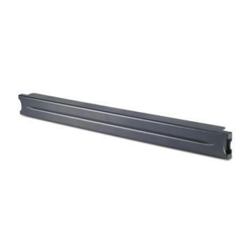 "APC 1U 19"" Black Modular Toolless Blanking Panel - Qty 10"