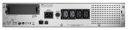 APC Smart-UPS 750VA LCD RM 2U 230V with Network Card