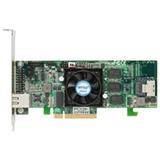 ARECA 8port SAS/SATA ,256MB,RAID 0,1,5,6/PCI-E x8