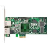 ARECA PCIe x1 Controller, 2x eSATA,RAID 0/1/1E/3/5, 400Mhz CPU
