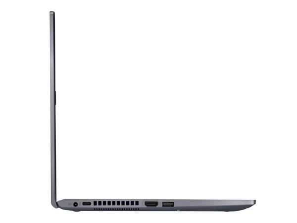 """ASUS 15 X509UA-BR357T Intel i3-8130U 15.6"""" HD matny UMA 4GB 512GB SSD WL Cam Win10 CS sedy"""