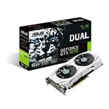 ASUS DUAL-GTX1070-8G 8GB/256-bit, GDDR5, DVI, 2xHDMI, 2xDP