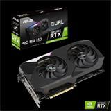 ASUS DUAL-RTX3070-O8G 8GB/256-bit GDDR6 2xHDMI 3xDP