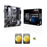 ASUS PRIME Z490M-PLUS soc.1200 Z490 DDR4 mATX M.2 DVI HDMI DP