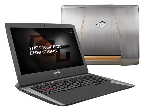 59831a8da ASUS ROG G752VS-BA163T Intel i7-6700HQ 17,3
