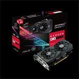 ASUS ROG-STRIX-RX560-O4G-GAMING, 4GB/128-bit GDDR5, DVI, HDMI, DP