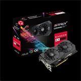 ASUS ROG-STRIX-RX570-O4G-GAMING 4GB/256-bit, GDDR5, 2xDVI, HDMI, DP