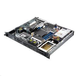 ASUS Server barebone RS200-E9-PS2, Xeon E3-12xx v5 2x hotswap SSD 4x 1G LAN 1U , rack