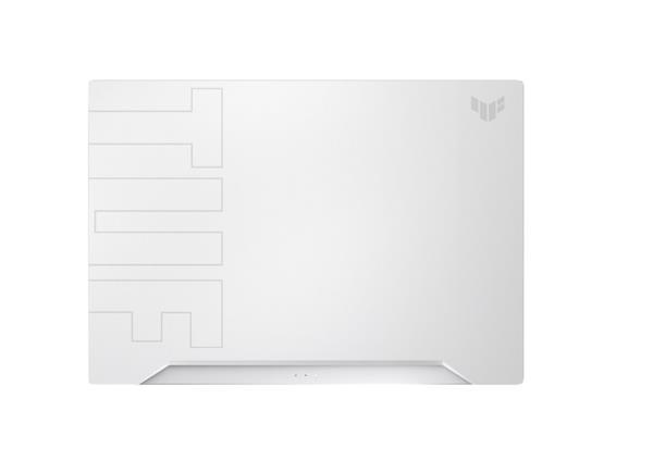 """ASUS TUF Dash F15 FX516PE-HN020T Intel i7-11370H 15.6"""" FHD 144Hz matny RTX3050Ti/4GB 16GB 1TB SSD WL BT W10 CS;biely"""