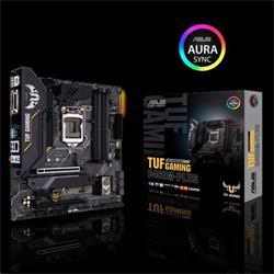 ASUS TUF GAMING B460M-PLUS soc.1200 B460 DDR4 mATX M.2 DVI HDMI DP