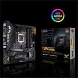 ASUS TUF GAMING B460M-PLUS(WI-FI) soc.1200 B460 DDR4 mATX M.2 DVI HDMI DP BT
