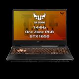 """ASUS TUF Gaming F15 FX506LH-HN042T Intel i5-10300H 15.6"""" FHD IPS 144Hz mat GTX1650/4G 16GB 512GB SSDWL BT Cam W10 CS"""
