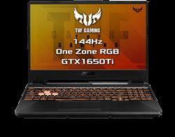 """ASUS TUF Gaming F15 FX506LI-HN011T Intel i5-10300H 15.6"""" FHD IPS 144Hz mat GTX1650Ti/4G 16GB 512GB SSDWL BT Cam W10 CS"""