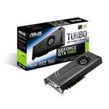 ASUS TURBO-GTX1060-6G 6GB/192-bit, GDDR5, DVI, 2xHDMI, 2xDP