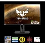 """ASUS VG27AQ 27"""" IPS 2560x1440 WQHD HDR 165Hz 100mil:1 1ms 350cd HDMI DP repro čierny"""