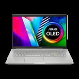 "ASUS Vivobook K513EA-OLED262T Intel i7-1165G7 15.6"" FHD OLED leskly UMA 16GB 512GB SSD WL Cam Win10 CS strieborny"