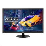 """ASUS VP247H GAMING 24""""W LCD LED 1920x1080 Full HD 100mil:1 1ms 250cd DVI 2xHDMI D-Sub Repro čierny"""
