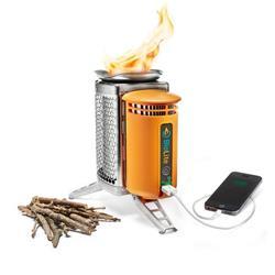 BioLite CampStove - camping gril s generátorom elektrickej energije, USB port