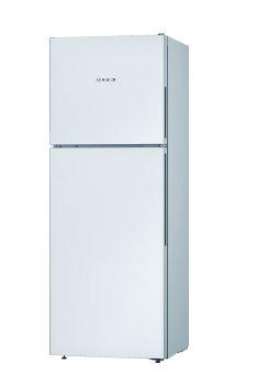 BOSCH_Chladnicka 161 cm, chlad. 194l, mraz. 70l, 204 kWh/365 dni LED-displej A++ Biela