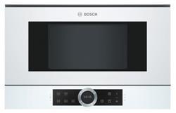 """BOSCH_Mikrovlnná rúra, AutoPilot 7, 21 l, mikrovlnný výkon max. 900W, 2,5"""" farebný textový TFT-displej, biela"""