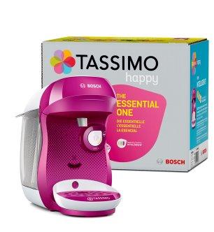 BOSCH_TASSIMO Happy ružovo-biely