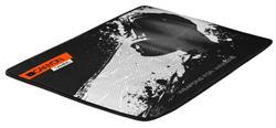 Canyon CND-CMP3, podložka pod hernú myš, veľkosť L, čierna s celoplošným herným motívom.