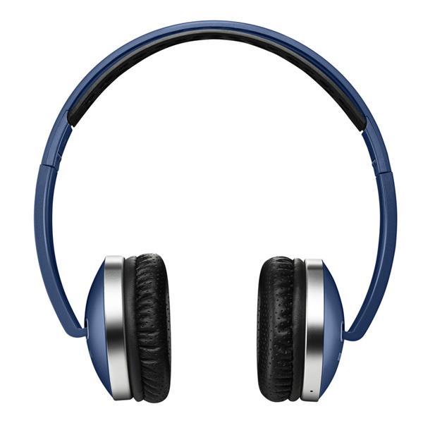 Canyon CNS-CBTHS2BL, bluetooth slúchadlá na uši s integrovaným mikrofónom, skladacie, modré