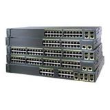 Catalyst 2960-X 48 GigE, 4 x 1G SFP, LAN Base