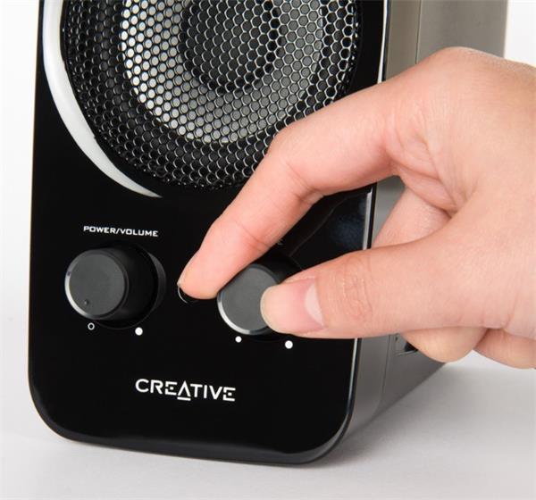 Creative Inspire T10, aktívne 2.0 reproduktory