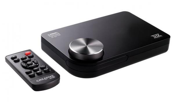 Creative Sound Blaster X-Fi Surround 5.1 PRO, V3, zvuková karta, USB, externá