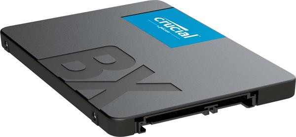 Crucial BX500 480GB 2.5-inch SATA 6.0Gb/s 540 MB/s Read, 500 MB/s Write