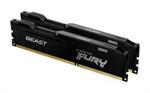 DDR 4.... 16GB . 3200MHz. CL16 DIMM FURY Beast Black Kingston (2x8GB)