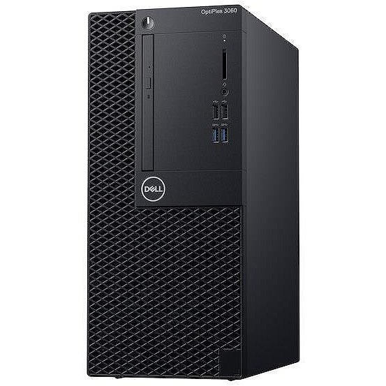 Dell Optiplex 3060MT i5-8500 8GB M.2 256GB SSD DVDRW W10P 3Y NBD
