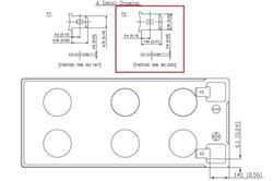 EATON Batéria 12V 9Ah, CSB HR1234W