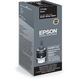 Epson atrament M100/M200/L600/L1455 Pigment Black ink bottle 140ml