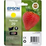 Epson atrament XP-332 yellow L